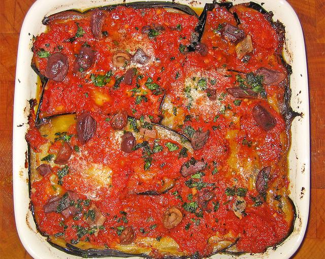 Kuchnia włoska i lokalne mięso sezonowane